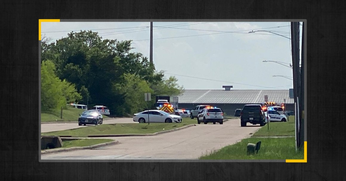 At least 1 dead after multiple people shot in Bryan, Texas