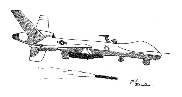 Should The United States Use Drones for Military