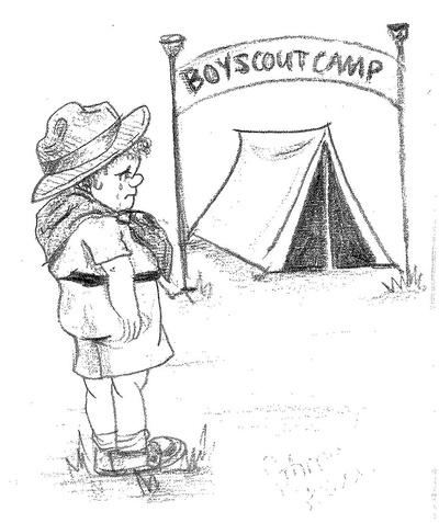 Does Freedom of Association Permit the Boyscouts of
