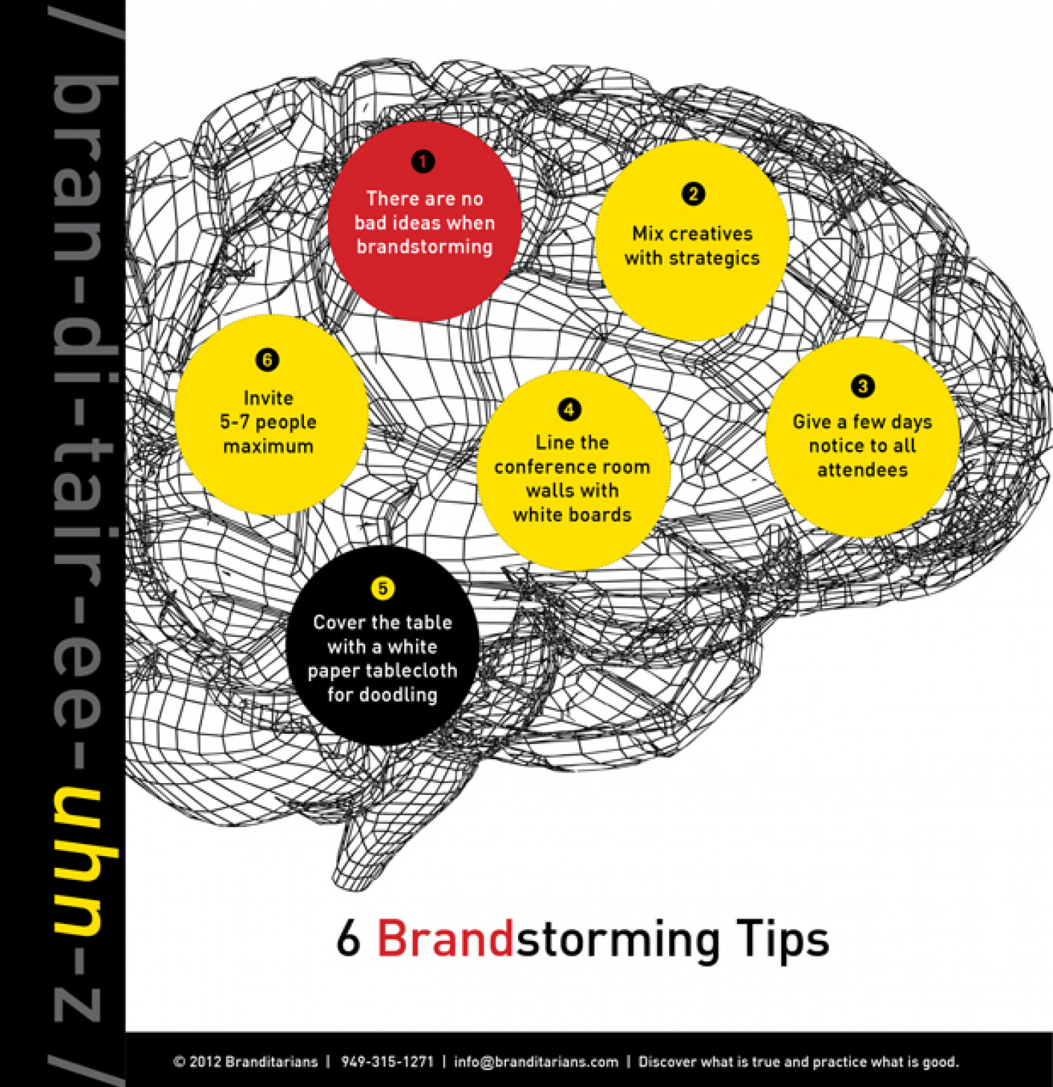 6 Brainstorming Tips