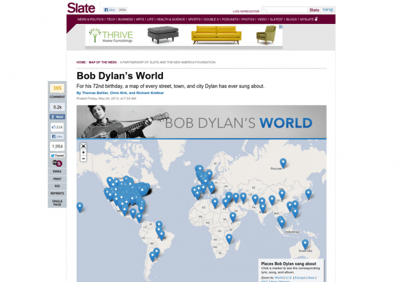 Bob Dylan�s World