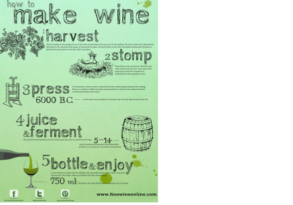 How to Make Wine from Grape Juice