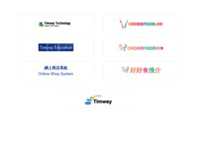 timway.com at WI. 添達香港 Timway Hong Kong