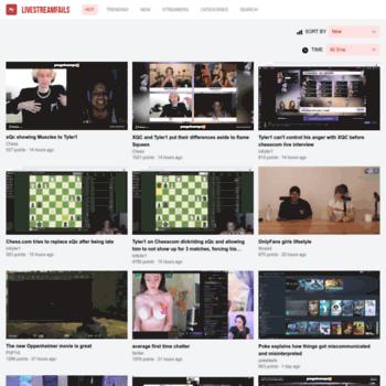 livestreamfails com at wi