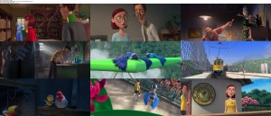 Download Rio (2011) BluRay 720p 650MB Ganool
