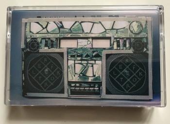 The Reflektor Tapes cassette - front