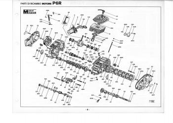 Minarelli v1 motorino avviamento