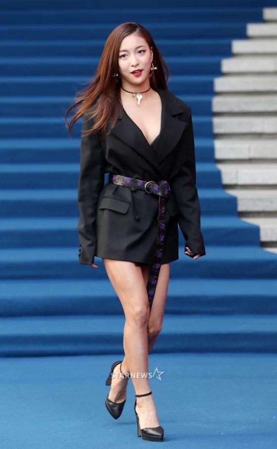 [★포토]루나, '코트 하나로 끝낸 패션'