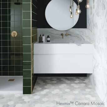 how to lay mosaic tiles topps tiles