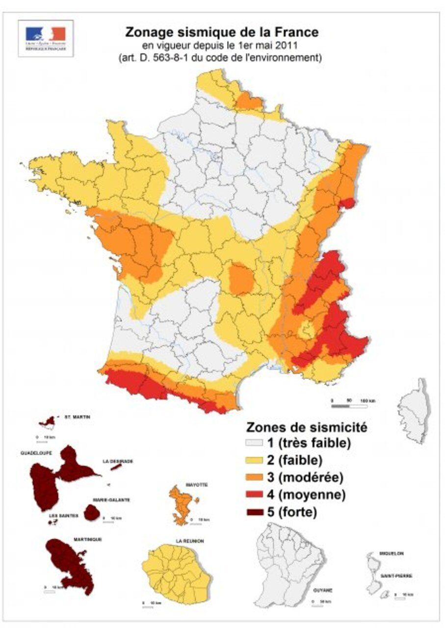 Tremblement De Terre Nice Aujourd Hui : tremblement, terre, aujourd, Séisme, Sud-Ouest, Réponses, Questions, Posez, Parisien