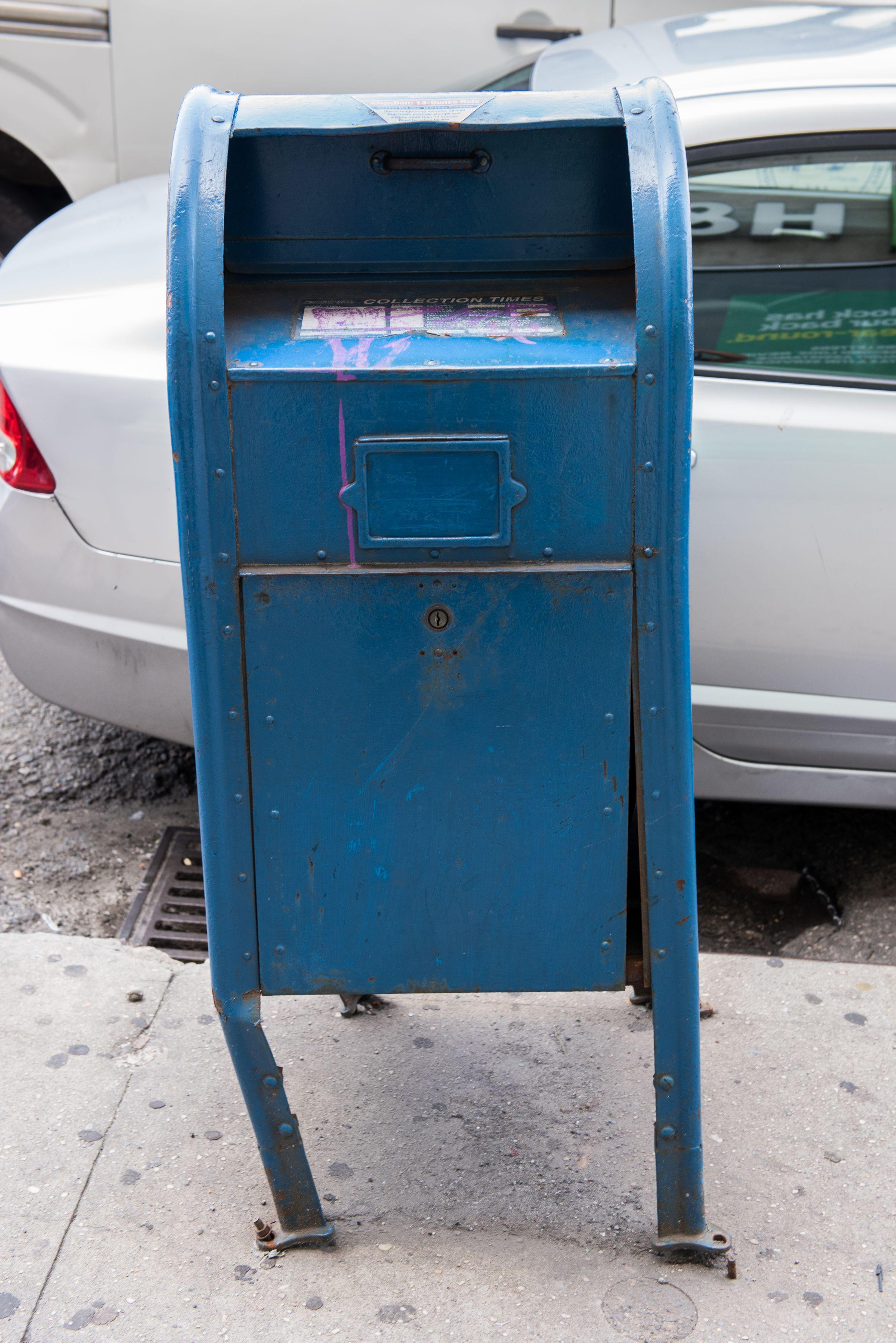 Where's The Nearest Mailbox : where's, nearest, mailbox, Mailbox