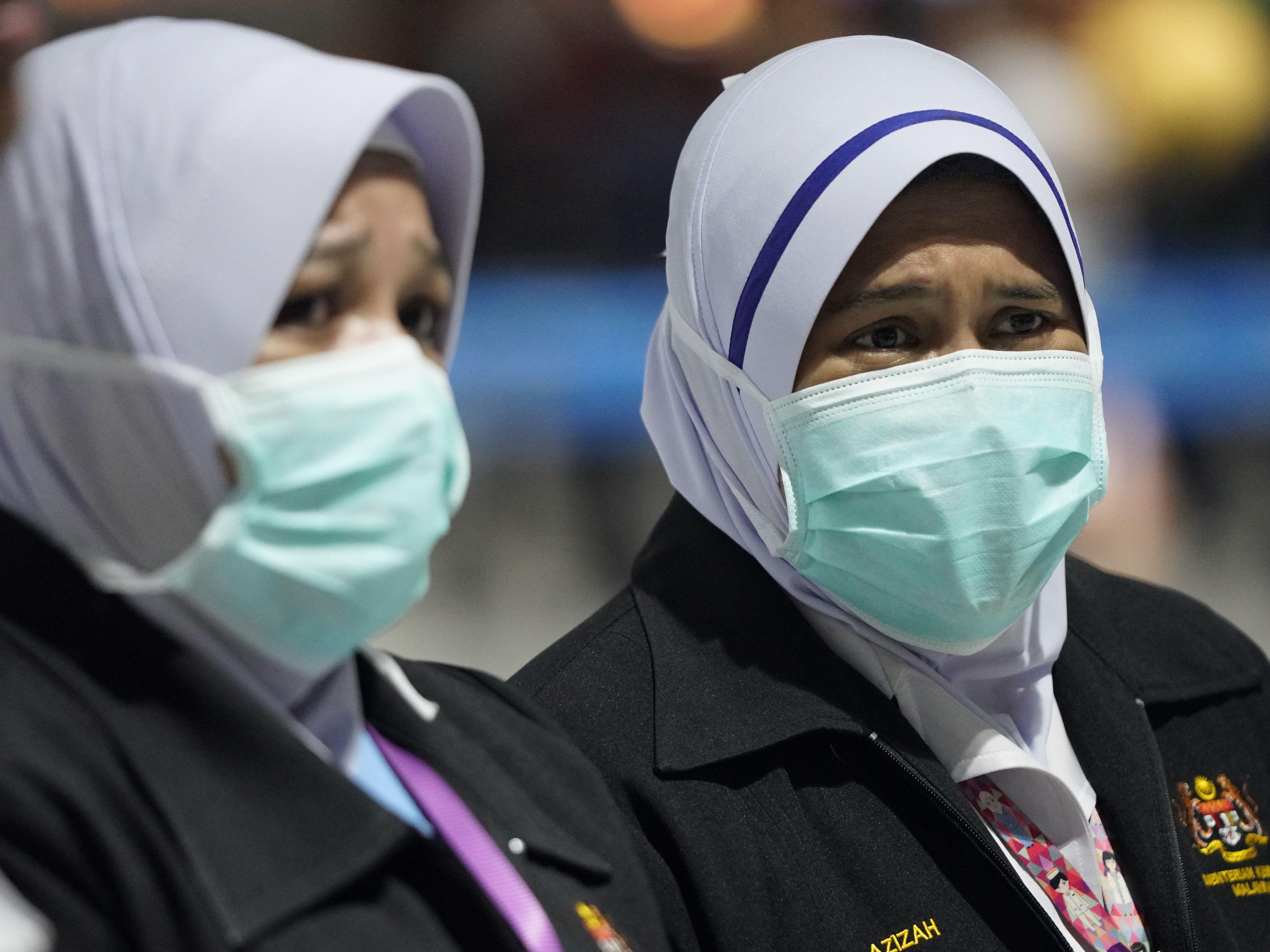 Masks not necessary for protection against coronavirus; hand ...