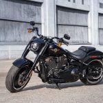 Harley Rolls Out 30th Anniversary Fat Boy Motorcycle Cruiser