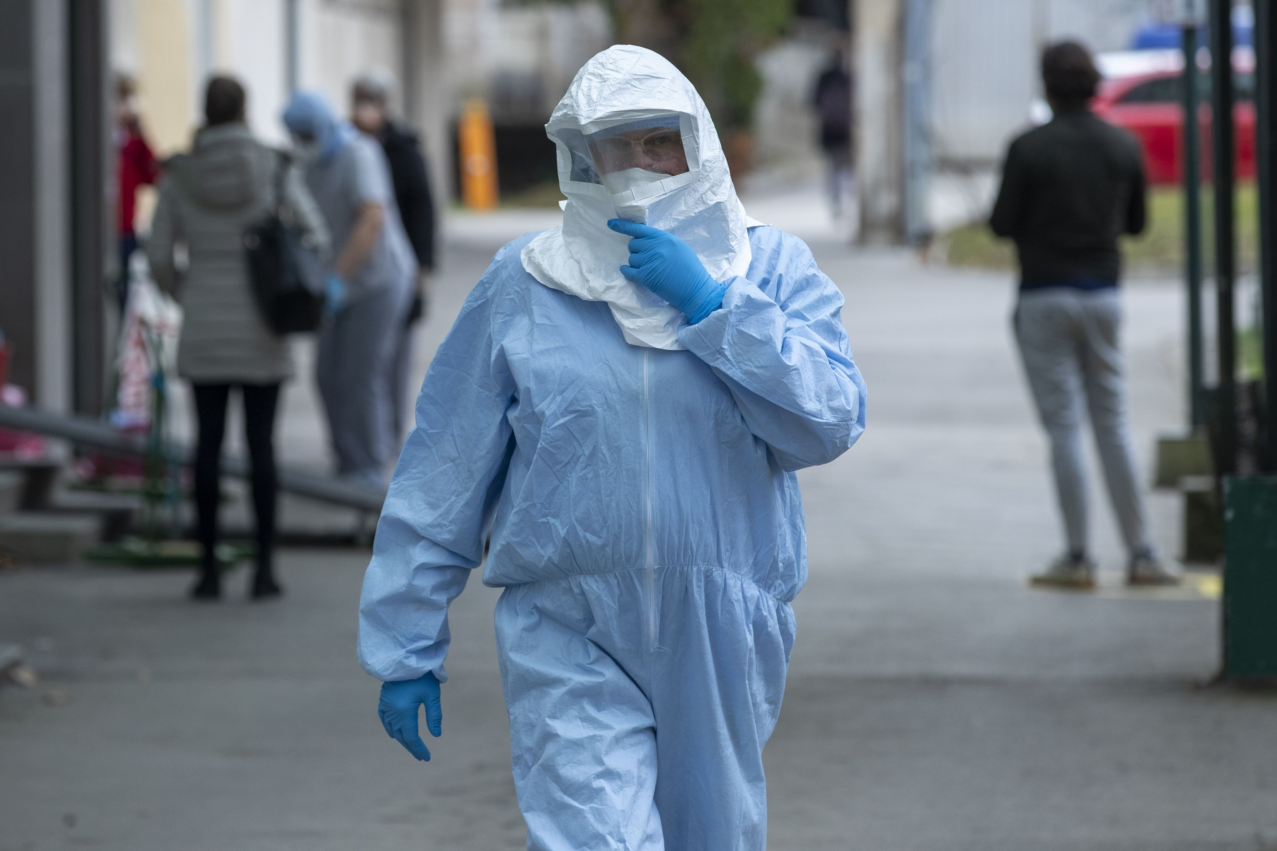 CDC health officials say spread of coronavirus is going to happen ...