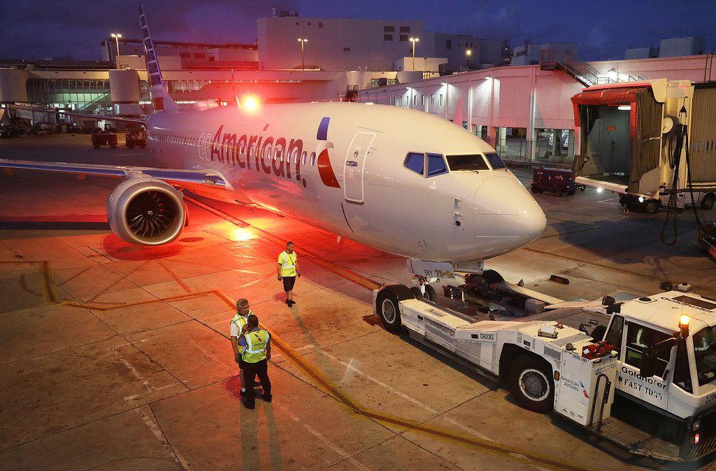 Resultado de imagen para AA2834 Miami-Nassau American Airlines sabotage
