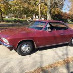 Hemmings Auctions Unconventional Sports Car 1967 Chevrolet Corvair Monza Sport Coupe