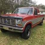 Hemmings Auctions Diesel Powered 1986 Ford F 250 4x4