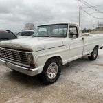 Hemmings Auctions Bumpside Beauty 1967 Ford F 250