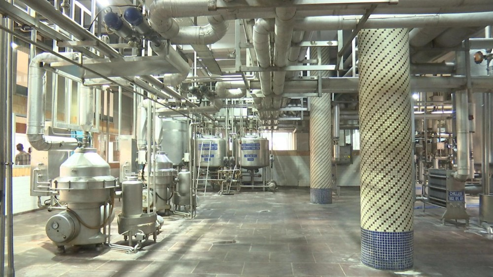 Amul dairy plant in Anand, Gujarat. (Photograph: BloombergQuint)