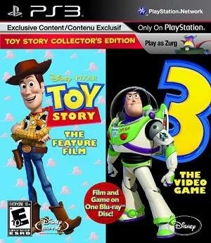 Disney Puts Out Ps3 Game And A Blu Ray Movie On One Disc