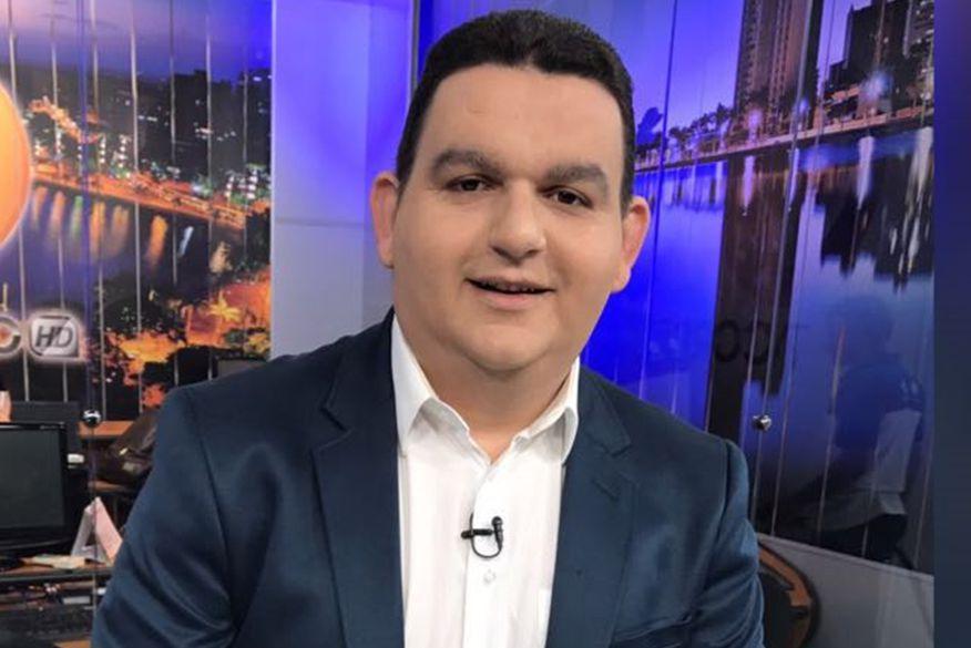 fabiano gomes - Fabiano Gomes é internado em hospital de João Pessoa