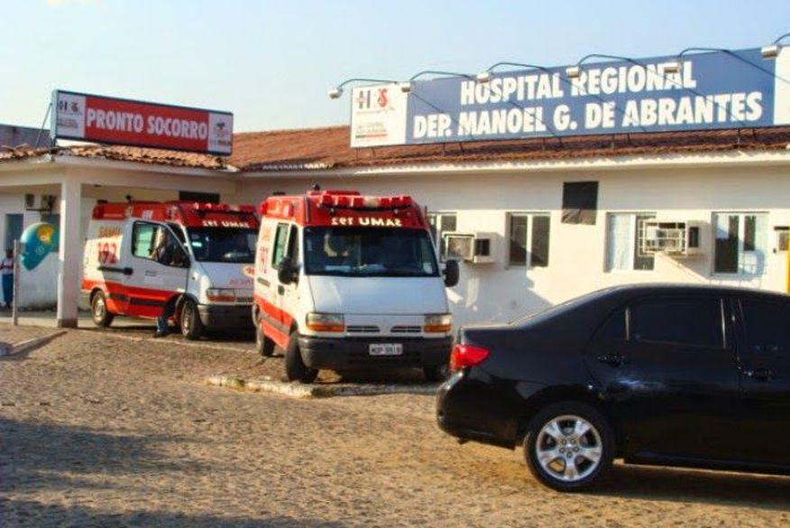 Hospital Regional de Sousa passa por fiscalização do CRM-PB