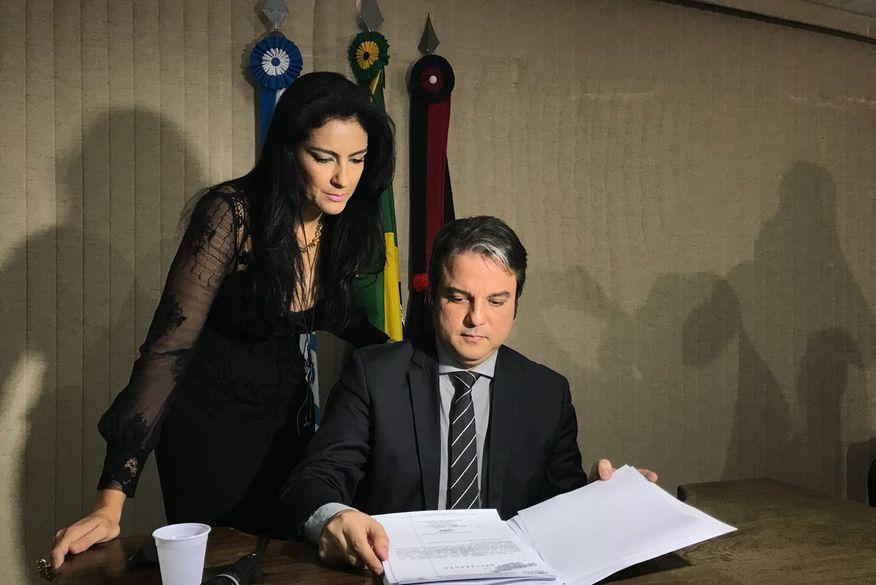 gustavo botto e tatiana maranhao - Defesa de Fabiano Gomes pede prisão domiciliar devido à condição de saúde do empresário