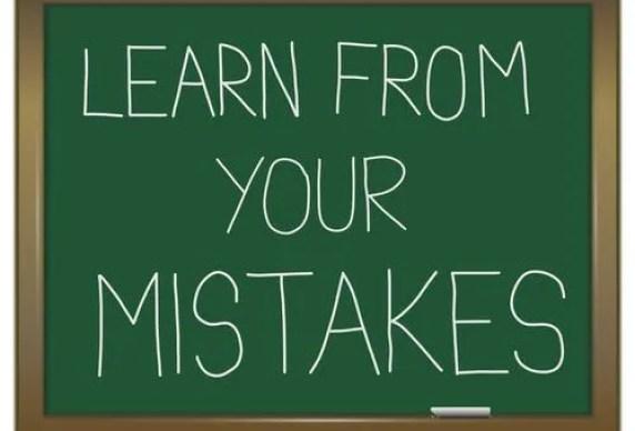 نتيجة بحث الصور عن entrepreneurs learn from their repeated mistakes