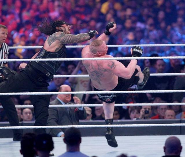 Wwe Greatest Royal Rumble  Roman Reigns Defeating Brock Lesnar And  Smart Booking Decisions