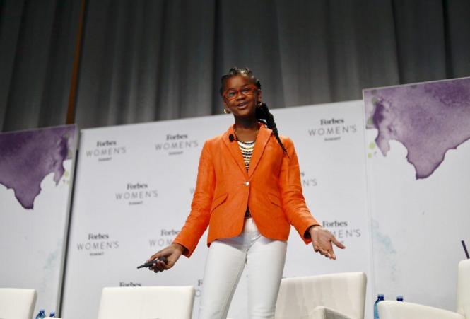 Marley Dias Forbes Women's Summit