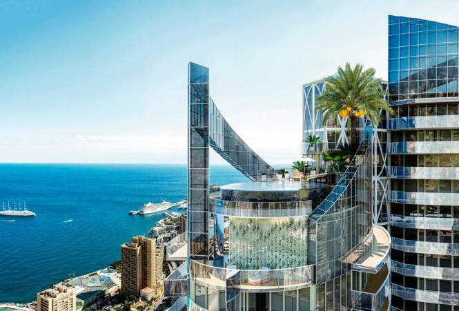 Inside The World S Most Expensive Apartment A 335 Million In Monaco Tour Odeon