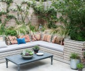 outdoor seating ideas for entertaining
