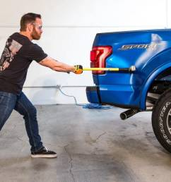 what s crazier than smashing an aluminum ford f 150 with a sledgehammer the repair bill [ 1280 x 868 Pixel ]