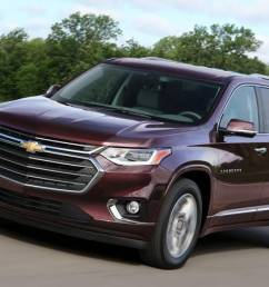 2018 chevrolet traverse chevy s big suv gets bigger and better where it counts [ 1280 x 868 Pixel ]
