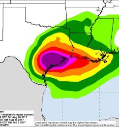 hurricane harvey is a one two punch and the two rain is the bigger problem [ 1280 x 868 Pixel ]