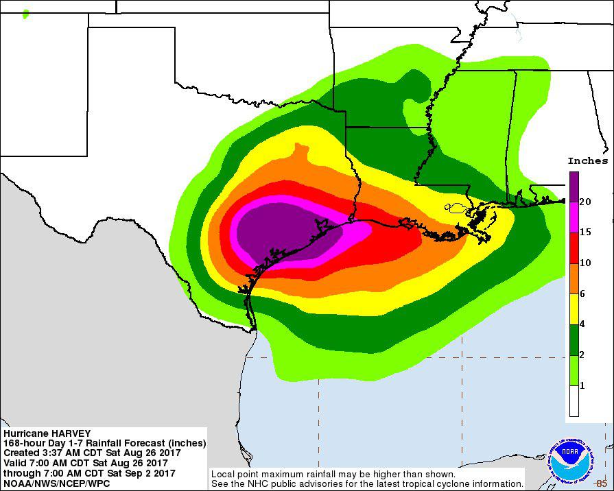 medium resolution of hurricane harvey is a one two punch and the two rain is the bigger problem