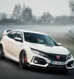 the new civic type r is hugely fast and is honda s most powerful car ever in the u s  [ 1280 x 868 Pixel ]