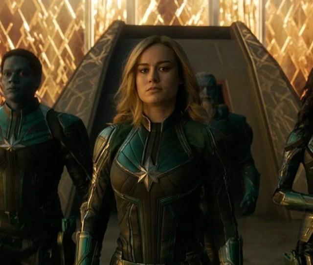 Captain Marvel The Realistic Box Office Prediction