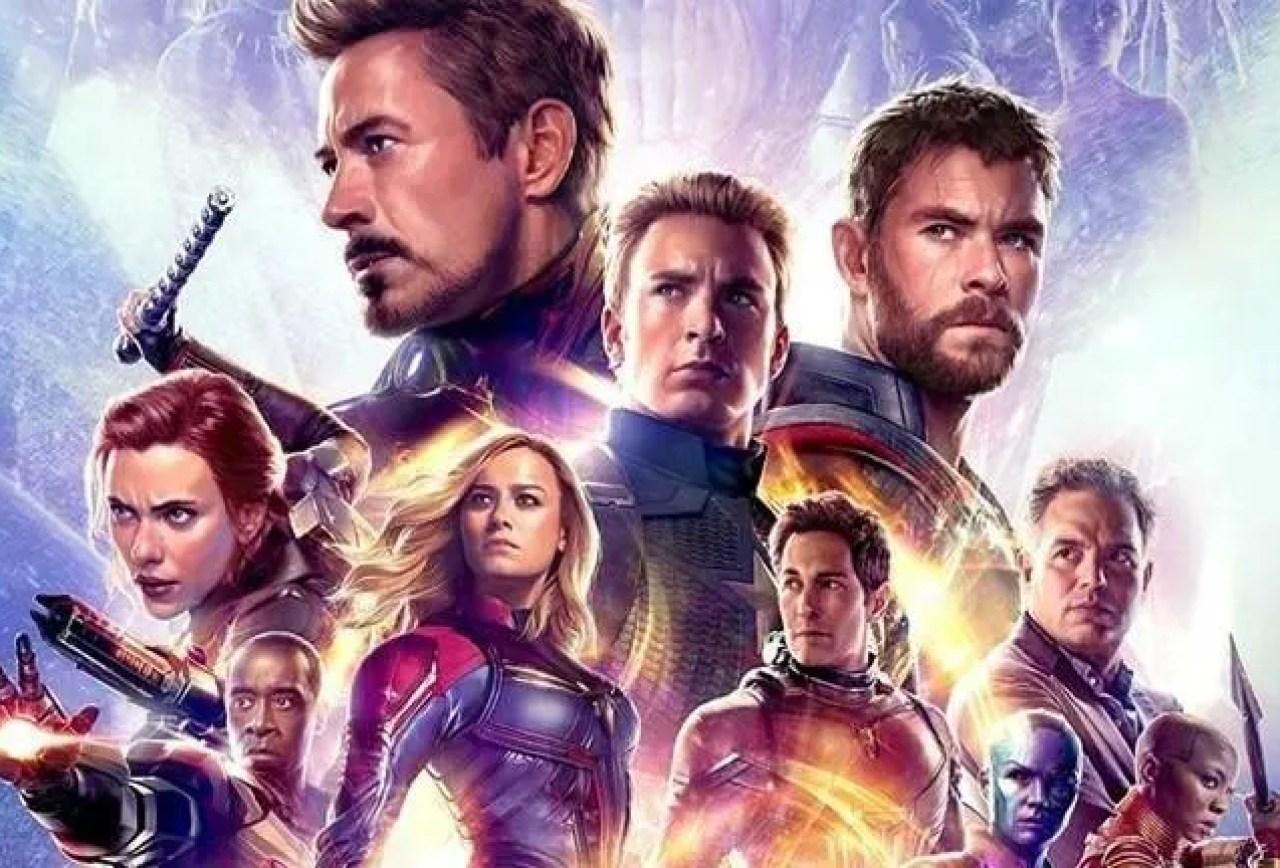 box office: 'avengers: endgame' tops $2.5 billion worldwide