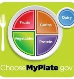 usda food plate diagram [ 1280 x 868 Pixel ]