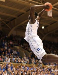 Nba mock draft early look duke   zion williamson leaps to the top of class also rh forbes