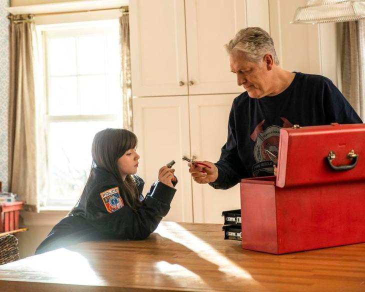 Image result for abc emergence clancy brown