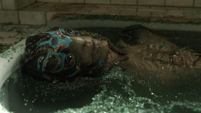 Image result for shape of water monster