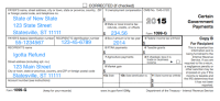 What Is 1099 G Tax Form Gallery - Form Example Ideas