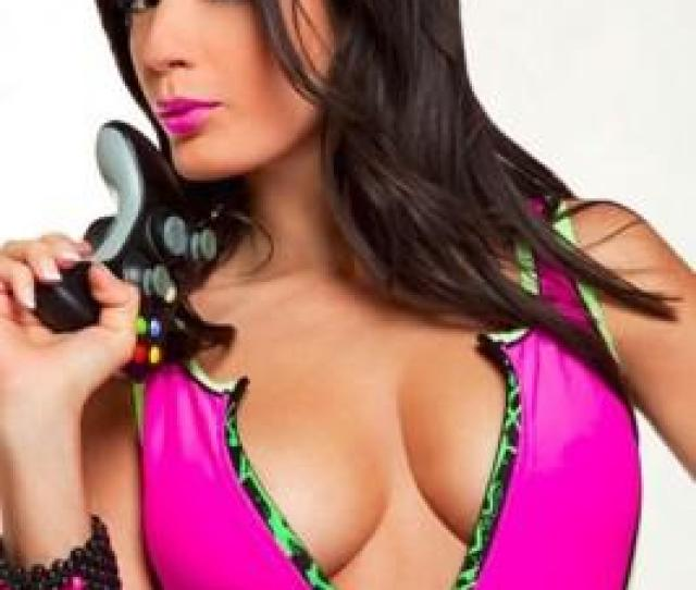 Sony Partners With Playboy Cyber Girl Jo Garcia To Make Playstation Vita More Sexy