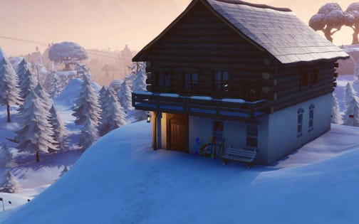 'Fortnite' Challenge Guide: Where To Search Between Three