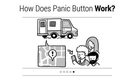 Amnesty's Panic Button App Transforms A User's Smartphone