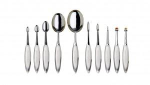 The Best Makeup Brushes Do Double Duty As Objets D'Arts