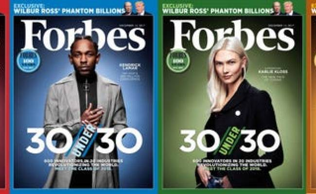 Want To Make The Forbes Under 30 List Nominations For
