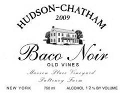 Baco Noir Might Be America's Most Patriotic Wine